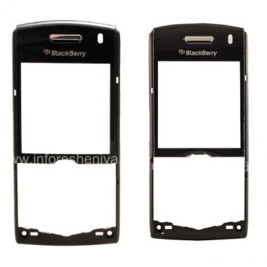 Buy panel frontal carcasa original para BlackBerry 8100 / 8110/8120/8130 Pearl