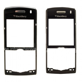panel frontal carcasa original para BlackBerry 8100 / 8110/8120/8130 Pearl