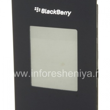 The front panel of the original housing for BlackBerry 8220 Pearl Flip