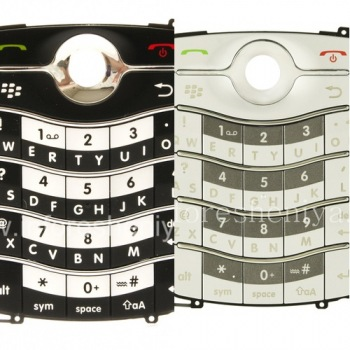 The original English Keyboard for BlackBerry 8220 Pearl Flip