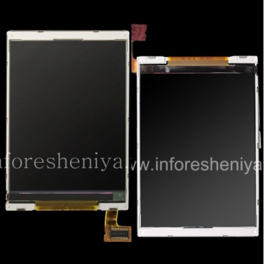 Buy شاشات LCD الخارجية والداخلية في التجمع من أجل BlackBerry 8220 / 8230 Pearl فليب