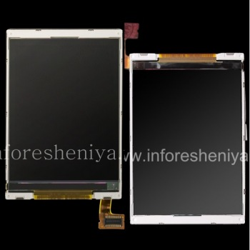 External and internal LCD screens in the assembly for BlackBerry 8220 / 8230 Pearl Flip