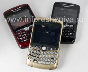 Цветной корпус для BlackBerry 8300/8310/8320 Curve
