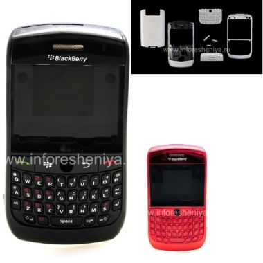 Купить Цветной корпус для BlackBerry 8900 Curve