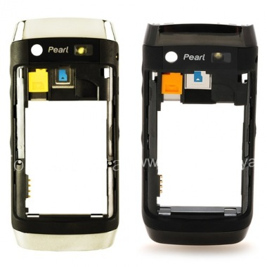 Buy Parte media de carcasa para BlackBerry 9100/9105 Pearl 3G