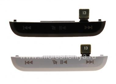 Купить Верхняя часть корпуса с медиа-кнопками для BlackBerry 9100/9105 Pearl 3G