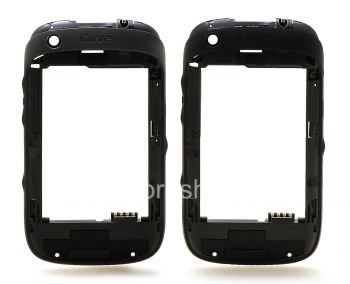 The middle part of the original case for the BlackBerry 9220 Curve