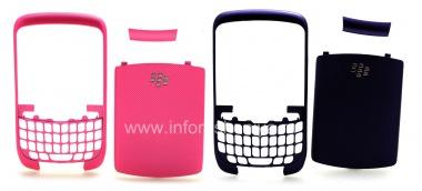 Buy Cuerpo de color (en dos partes) para BlackBerry Curve 3G 9300