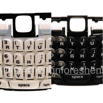 Оригинальная английская клавиатура с подложкой для BlackBerry 9300 Curve 3G