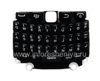 The original English keyboard with a substrate for the BlackBerry 9320/9220 Curve