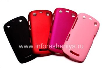 Plastic isikhwama-cover for BlackBerry 9360 / 9370 Curve