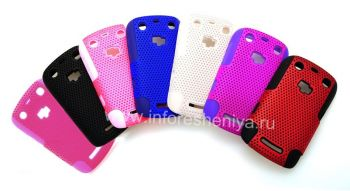 ezimangelengele ikhava perforated for BlackBerry 9360 / 9370 Curve