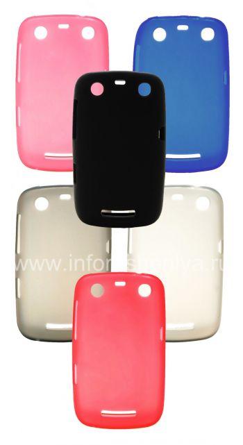 সন্নিবিষ্ট মাদুর BlackBerry 9360 / 9370 কার্ভ জন্য সিলিকন কেস