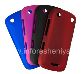 Plastik tas-cover untuk BlackBerry 9380 Curve