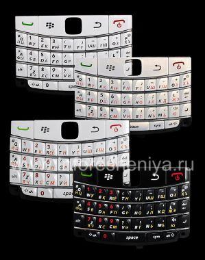 Купить Русская клавиатура BlackBerry 9700/9780 Bold (копия)