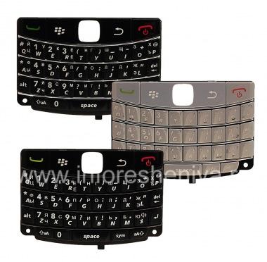 Купить Русская клавиатура BlackBerry 9700/9780 Bold (гравировка)