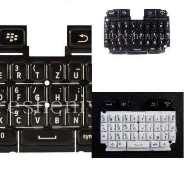 Купить Оригинальная английская клавиатура для BlackBerry 9720
