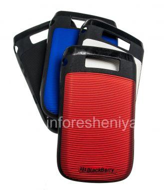 """Купить Пластиковый чехол с прорезиненной вставкой """"Торч"""" для BlackBerry 9800/9810 Torch"""