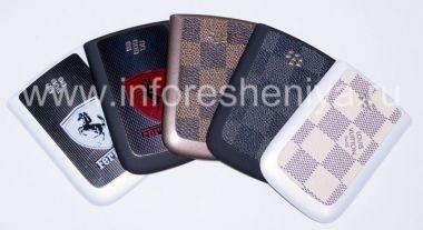 Купить Задняя крышка различных цветов для BlackBerry 9800/9810 Torch