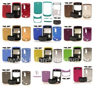 Купить Цветной корпус для BlackBerry 9800/9810 Torch