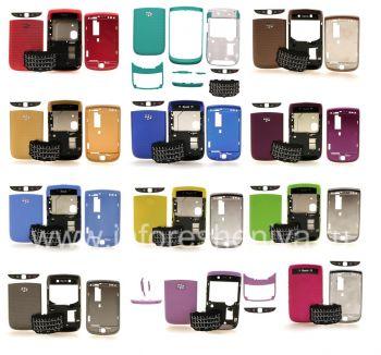 Цветной корпус для BlackBerry 9800/9810 Torch
