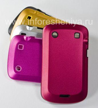 Купить Силиконовый чехол с алюминиевым корпусом для BlackBerry 9900/9930 Bold Touch