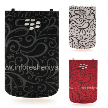 """Купить Эксклюзивная задняя крышка """"Орнамент"""" для BlackBerry 9900/9930 Bold Touch"""