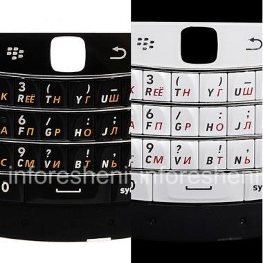 Купить Русская клавиатура BlackBerry 9900/9930 Bold Touch