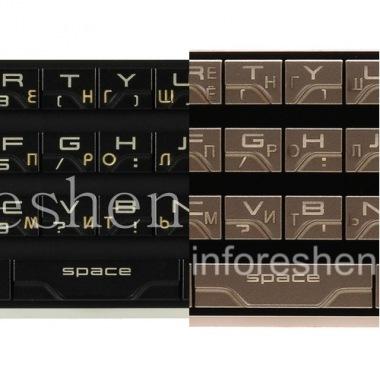 Купить Русская клавиатура для BlackBerry P