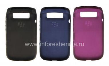 Купить Оригинальный силиконовый чехол уплотненный Soft Shell Case для BlackBerry 9790 Bold