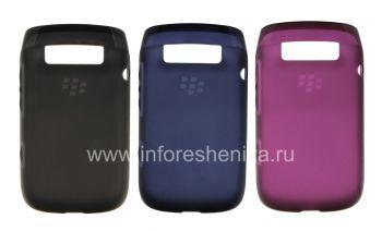 Оригинальный силиконовый чехол уплотненный Soft Shell Case для BlackBerry 9790 Bold