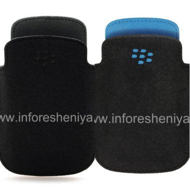 Купить Оригинальный тканевый чехол-карман Microfibre Pocket Pouch для BlackBerry 9320/9220 Curve
