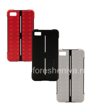 Купить Оригинальный пластиковый чехол-крышка с функцией подставки Transform Hard Shell Case для BlackBerry Z10