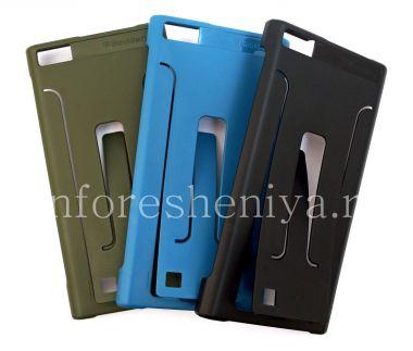 Купить Оригинальный чехол с подставкой Flex Shell для BlackBerry Leap