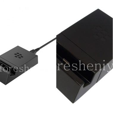 """Купить Оригинальное настольное зарядное устройство """"Стакан"""" Sync Pod для BlackBerry Passport"""