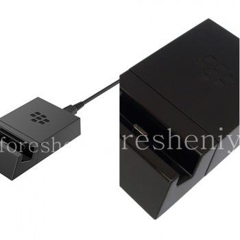 """chargeur de bureau d'origine """"Glass"""" Sync Pod pour BlackBerry Passport"""