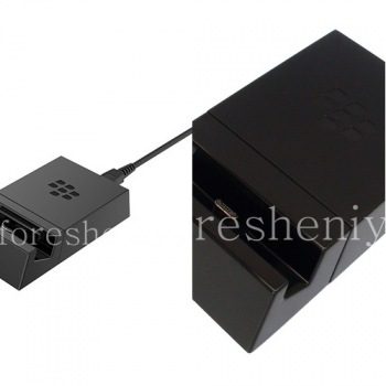 "Original desktop charger ""Glass"" Sync Pod for BlackBerry Passport"