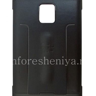 Buy Caso de Shell Flex original de cuero para BlackBerry Passport