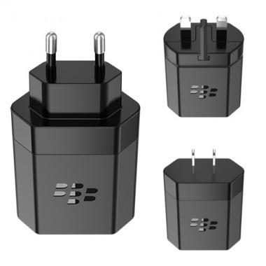 Купить Оригинальное сетевое зарядное устройство RC1500 Rapid Travel Charger для BlackBerry