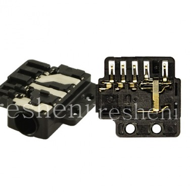 Buy conector de audio (para audífono) T15 para BlackBerry Passport