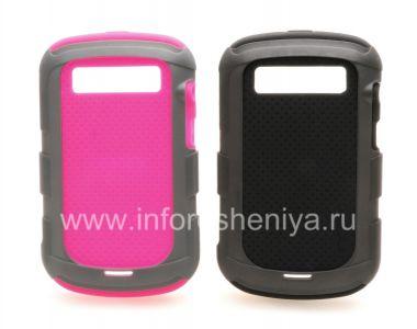 Купить Фирменный силиконовый чехол c пластиковым ободком Incipio Predator для BlackBerry 9900/9930 Bold Touch