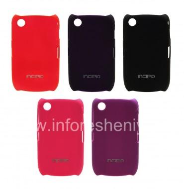 Купить Фирменный пластиковый чехол Incipio Feather Protection для BlackBerry 8520/9300 Curve