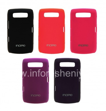 Buy Firm cover epulasitiki, ikhava Incipio Feather Protection BlackBerry 9700 / 9780 Bold