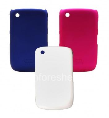 Купить Фирменный пластиковый чехол-крышка Case-Mate Barely There для BlackBerry 8520/9300 Curve