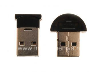 Bluetooth-адаптер для подключения BlackBerry к компьютеру