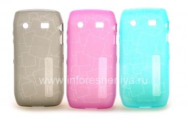 Купить Фирменный силиконовый чехол уплотненный Case-Mate Gelli для BlackBerry 9100/9105 Pearl 3G