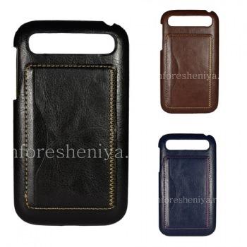 Кожаный чехол-крышка для BlackBerry Classic