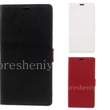 "Buy Leather Case horizontal opening ""Classic"" for BlackBerry DTEK60"