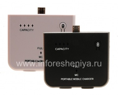 Buy Charger portable untuk BlackBerry