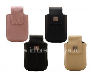 Купить Оригинальный кожаный чехол-сумка Leather Tote для BlackBerry